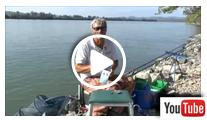 Cralusso horgászfelszerelés a Youtubeon